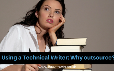 Using a Technical Writer: Why Outsource?